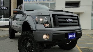 getlinkyoutube.com-2009 Lifted F150 FX4 Walkaround | Northway Ford Lincoln Brantford