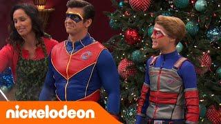 getlinkyoutube.com-Henry Danger | Fail di Natale per Capitan Man | Nickelodeon