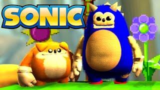 getlinkyoutube.com-LittleBigPlanet 3 - Sonic Lets Himself Go - LBP3 PS3