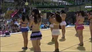 getlinkyoutube.com-Nゼロ 東京サマーランド「なつうた」イベント 2014.8.11 4K動画