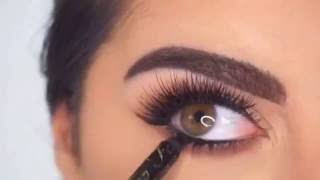getlinkyoutube.com-اربع انواع لمكياج العين