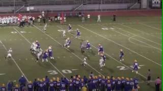 Jared Lebowitz Mid Season Highlight 2012 