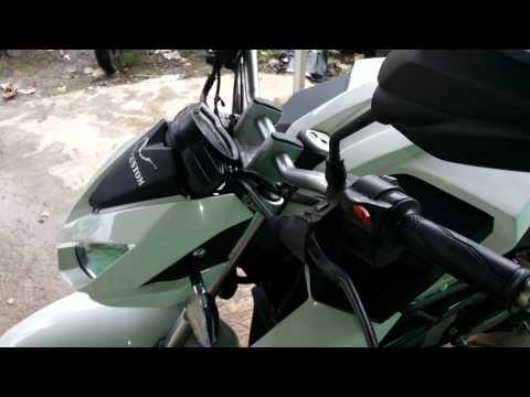 Modifikasi Yamaha New Vixion by:Day's Custom
