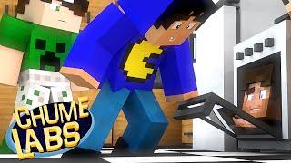 getlinkyoutube.com-Minecraft: VAMOS FAZER COMPRAS! (Chume Labs 2 #4)