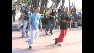 getlinkyoutube.com-Rollerskating at Mission Beach