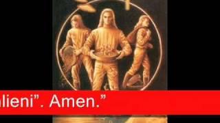 """getlinkyoutube.com-Messaggio  del Sacro Cuore di  Gesù  : """"UFO """" attuali inganni satanici 01 Agosto 2010."""