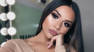 Bronzed Goddess Glam Makeup Tutorial | Sarahy Delarosa