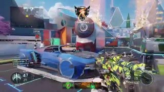 BO3 XR2 NUCLEAR GAMEPLAY ON NUKETOWN