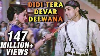 getlinkyoutube.com-Didi Tera Devar Deewana - Hum Aapke Hain Koun - Salman Khan, Madhuri Dixit - Best Bollywood Song