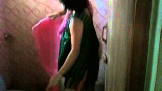 getlinkyoutube.com-Malayalam housewife at bathroom after bath