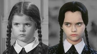 getlinkyoutube.com-Best of Wednesday Addams