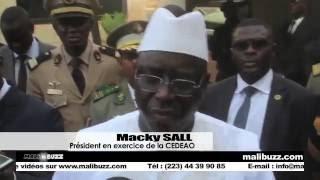Terrorisme: il faut que les populations comprennent qu'elles sont la 1ere ligne de defense dixit Macky Sall