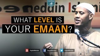 getlinkyoutube.com-What Level is your Emaan? - Said Rageah