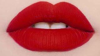 getlinkyoutube.com-Como aplicar labial liquido matte/ Labios Perfectos | Doralys Britto