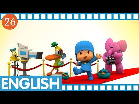 Pocoyo in English - Session 26 (Ep. 49 - 52)