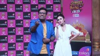 Manan Desai & Amruta Khanvilkar's MAD Comedy  | Comedy Nights Bachao Taaza New Season  Launch
