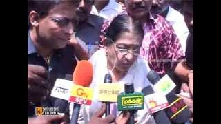 TM Soundararajan Passed Away