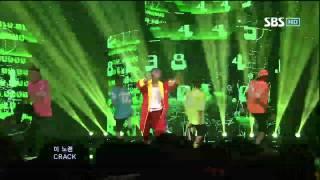getlinkyoutube.com-G-DRAGON [CRAYON] @SBS Inkigayo 인기가요 20121007