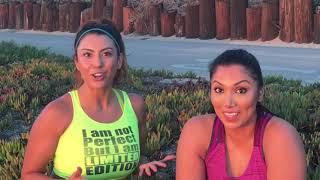 getlinkyoutube.com-Best Booty Workout #GluteosEnCasa (WEB SERIES Ep. 3) | Booty Challenge
