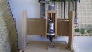 getlinkyoutube.com-Como construir una fresadora CNC casera 3 ejes