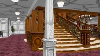 getlinkyoutube.com-Titanic 3D walkthrough