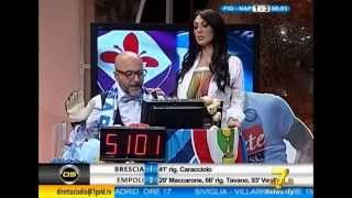 getlinkyoutube.com-Marika fruscio Nuda si spoglia e fa vedere le tette in diretta (Fiorentina - Napoli 1-3 Coppa Italia