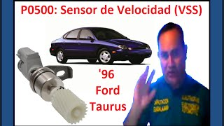 getlinkyoutube.com-Falla VSS Ford Taurus 1996 - Parte 1