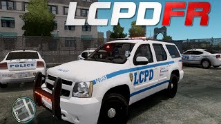getlinkyoutube.com-GTA IV : LCPDFR 1.0 - LCPD Patrol