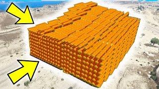 getlinkyoutube.com-WILL 1000+ BOMBS BREAK GTA 5? (World Record?)