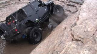 getlinkyoutube.com-Easter Jeep Safari 2010 - Off Road Evolution Run