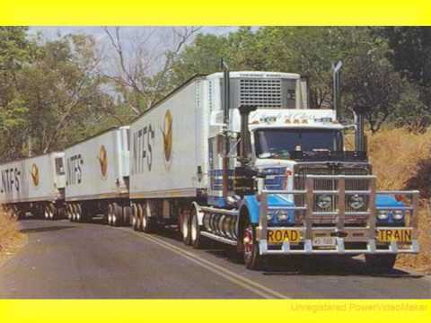 Australian Roadtrains 03 10 10 50 Wmv