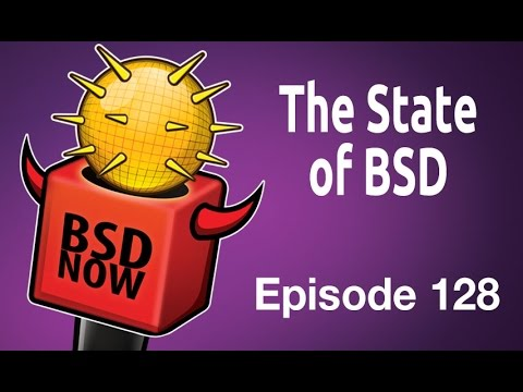 The State of BSD | BSD Now 128