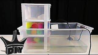 getlinkyoutube.com-HOW TO: Build a CHEAP aquarium SUMP filter