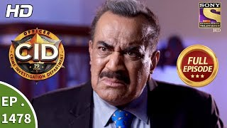 CID - Ep 1478 - Full Episode - 10th December, 2017