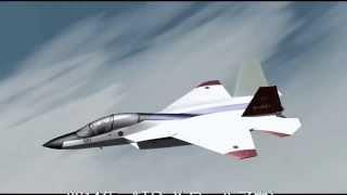 getlinkyoutube.com-ATD-X・F-3と日本のステルス