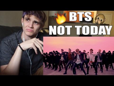 BTS 'Not Today' MV Reaction!