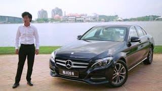 getlinkyoutube.com-W205 Mercedes-Benz C-Class C200 Avantgarde Malaysia Review - paultan.org