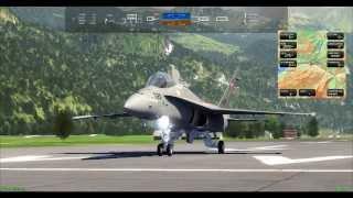 [Aerofly FS on radeon 7970] short jet-action - new video-card