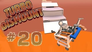 getlinkyoutube.com-SNOWPLOW HELL | Turbo Dismount - Part 20
