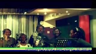 getlinkyoutube.com-Patience Dabany & les artistes Gabonais - Papa Africa, Goodbye Papa