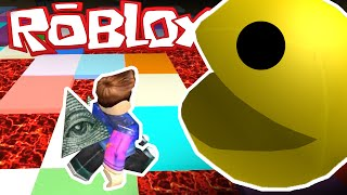 getlinkyoutube.com-Roblox - We're All Gonna Die!! (Disaster Survival - Survive a Giant Pacman)