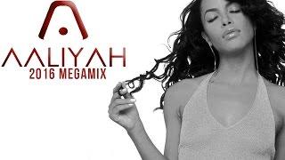 getlinkyoutube.com-Aaliyah: Megamix [2016]