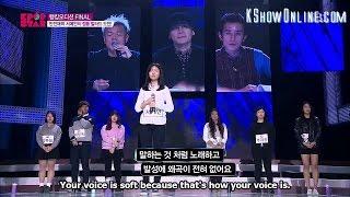 getlinkyoutube.com-Engsub JYP Sixteen Episode 2 Part 3 Kpop Show 2015