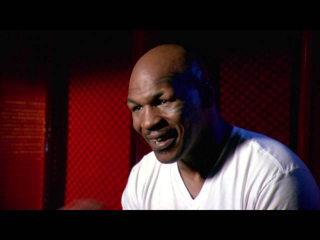 WWE '13 - Mike Tyson Extended Interview