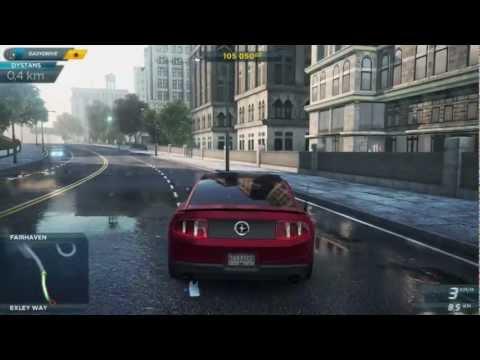 Need for Speed: Most Wanted (2012) - pierwszy rzut okiem