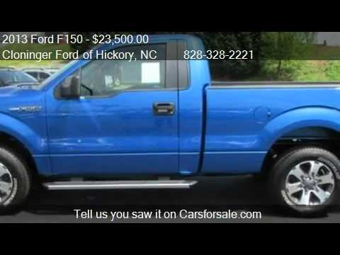 2013 Ford F150 STX - for sale in Hickory, NC 28602