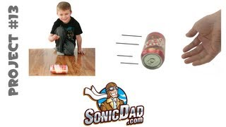 Boomerang Can - SonicDad Project #13
