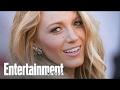Blake Lively Reveals Sweet Ryan Reynolds Video & Her Ultimate Burger Hack   Entertainment Weekly