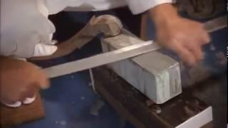 getlinkyoutube.com-Samurai Swordmaking