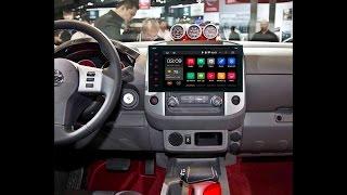 getlinkyoutube.com-how to remove Nissan car stereo , how to install car stereo on Nissan frontier